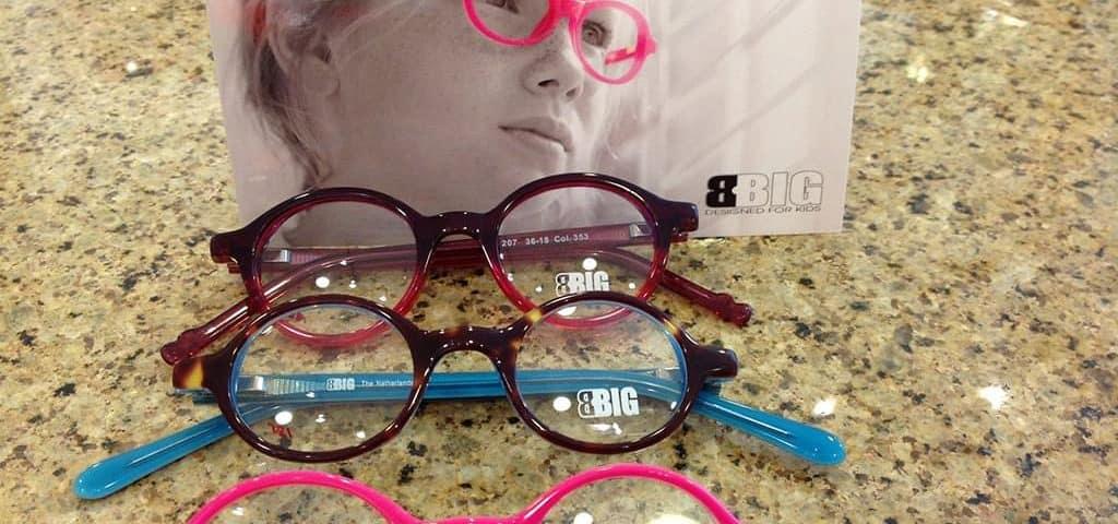 BBIG Kid Glasses