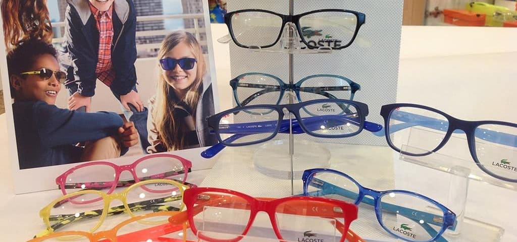 Lacoste Kid Glasses