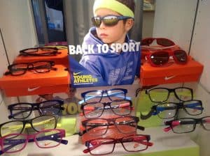 Kids Nike Glasses