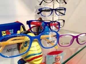 Swing Children's Glasses