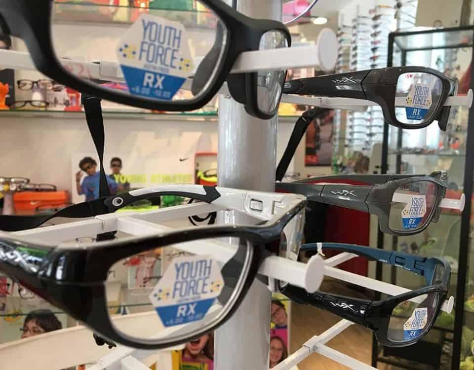 Wiley X Children's Glasses