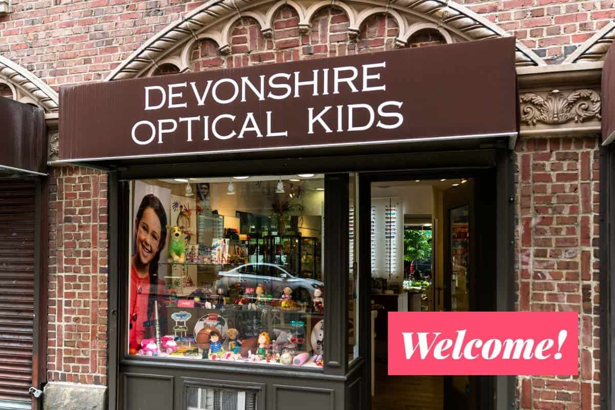 Welcome to The Children's Eyeglass Store